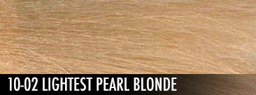 10-02 lightest pearl blonde