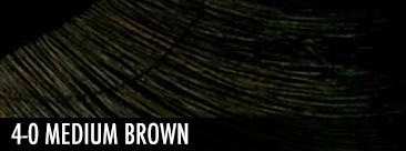 4-0 medium brown