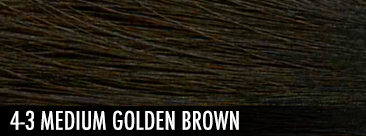 4-3 medium golden brown