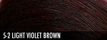 5-2 light violet brown