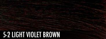 5-2 light violet brown