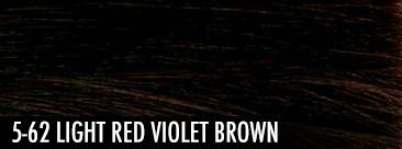 5-62 light red violet brown