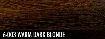 6-003 warm dark blonde