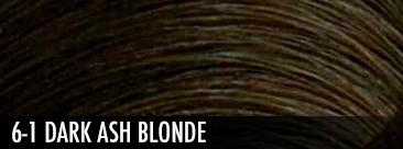 6-1 dark ash blonde