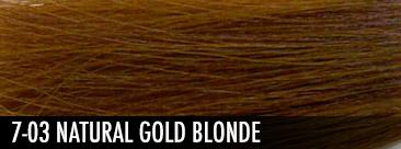 7-03 natural gold blonde