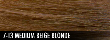 7-13 medium beige blonde