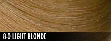 8-0 light blonde