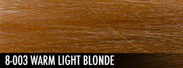 8-003 warm light blonde