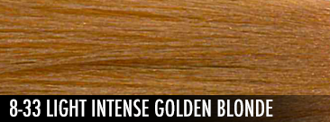 8-33 light intense golden blonde