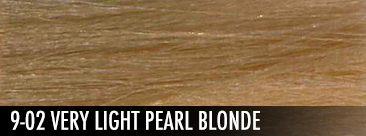 9-02 very light pearl blonde