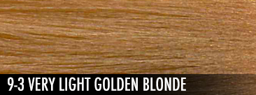 9-3 very light golden blonde