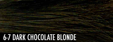 dark chocolate blonde