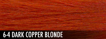 dark copper blonde