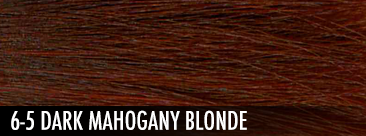 dark mahogany blonde