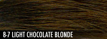 light chocolate blonde