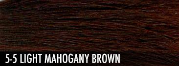 light mahogany brown