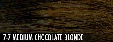 medium chocolate blonde