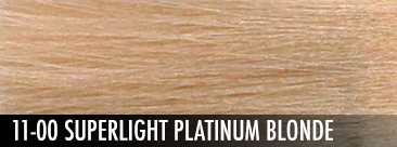 superlight platinum blonde