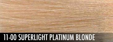 superlight platinum blonde