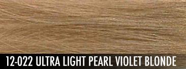 ultra light pearl violet blonde