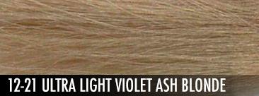 ultra light violet ash blonde