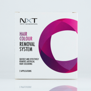 how to use colour remover to remove red hair