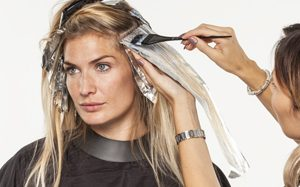 Step by Step_Blonde Highlights_StepTwo