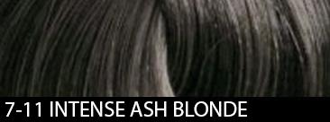 Intense Ash Blonde